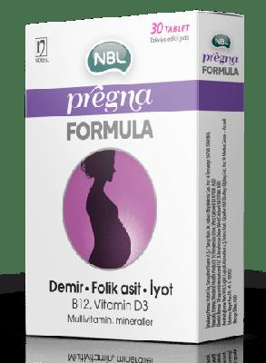 NBL - NBL Pregna Formula 30 Tablet