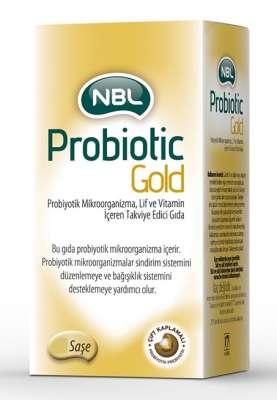 NBL - NBL Probiyotik Gold 5 Saşe