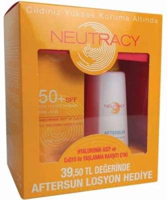 Neutracy - Neutracy Güneş Kremi Normal ve Karma Ciltler Spf 50 70 ml - Hediyeli