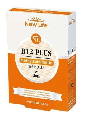 New Life - New Life B12 Plus 60 Tablet