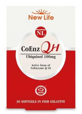 New Life - New Life Koenzim QH 30 Kapsül
