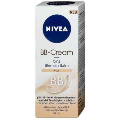 Nivea - Nivea BB Krem Açık Ton 50 ml