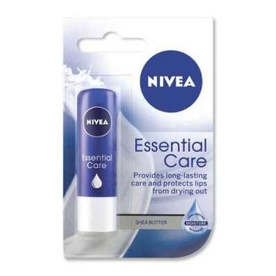 Nivea - Nivea Essential Care Dudak Koruyucu
