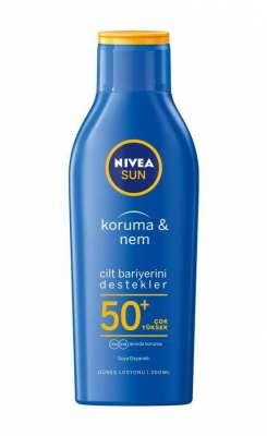 Nivea - Nivea Sun Güneş Losyonu Spf 50 200 ml