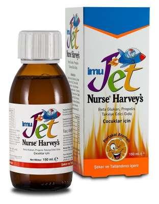 Nurse Harvey's - Nurse Harveys Imujet Bağışıklık Şurubu 150 ml