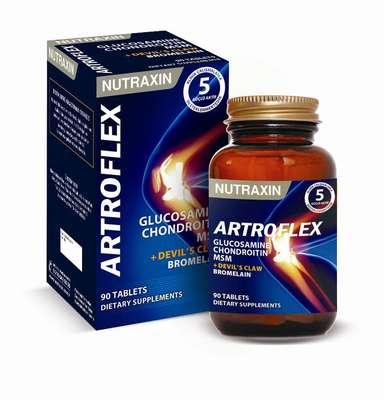 Nutraxin - Nutraxin Artroflex Glucosamine Chondroitin MSM 90 Tablet