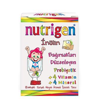 Nutrigen - Nutrigen Inulin Probiyotik Takviye 10 Şase
