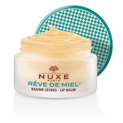 Nuxe - Nuxe Reve De Miel Dudak Balsamı 15 gr - Renkli Kapak