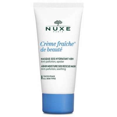 Nuxe - Nuxe Creme Fraiche Nemlendirici Maske 50 ml