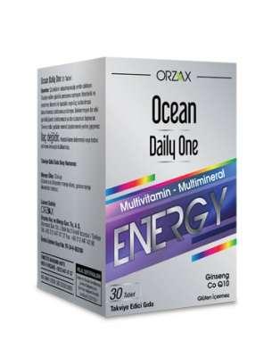Ocean - Ocean Daily One Günlük Gıda Takviyesi 30 Tablet