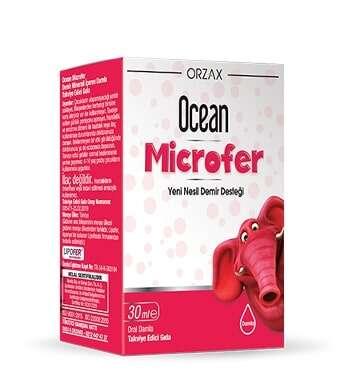 Ocean - Ocean Microfer Demir Damlası 30 ml