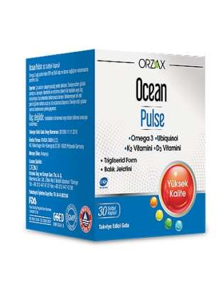 Ocean - Ocean Pulse 30 Kapsül