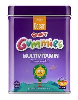 Ocean - Ocean Smart Gummies Multivitamin 64 Adet
