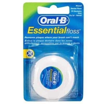 Oral-B - Oral B Essential Floss Diş İpi 50 m
