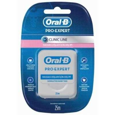 Oral-B - Oral B Pro Expert Clinic Line Diş İpi 25 m