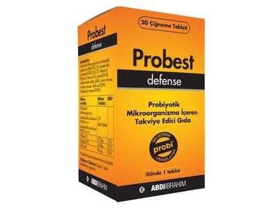 Probest - Probest Probiyotik Defense 20 Çiğneme tablet
