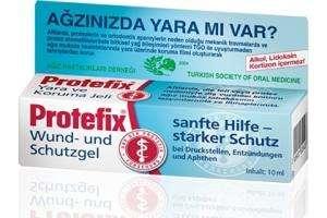 Protefix - Protefix Ağız İçi Yara ve Koruma Jeli