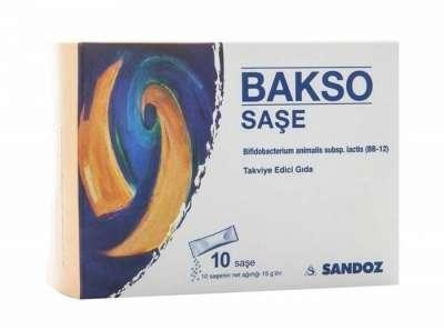 Sandoz - Sandoz Bakso Linex Probiyotik 10 Şase