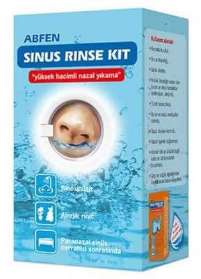 Abfen Sinus Rinse - Sinus Rinse Kit Yedek Poşetler 50 Adetlik