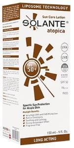 Solante - Solante Atopika Ciltler Güneş Koruyucu Spf 50 150 ml