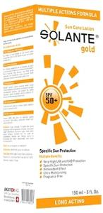 Solante - Solante Gold Yetişkin Güneş Losyonu Spf 50 150 ml
