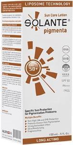 Solante Pigmenta Lekeli Ciltler Güneş Koruyucu Spf 50 150 ml