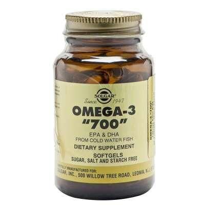 Solgar - Solgar Omega 3 700 mg 60 Kapsül