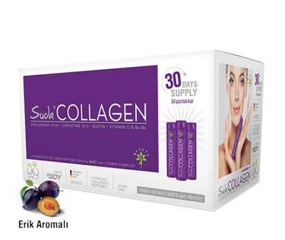 Suda - Suda Collagen Erik Aromalı 40 ml x 30 Adet