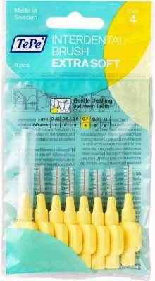 Tepe - Tepe Diş Arası Fırçası Extra Soft 0.7 mm 8 Adet