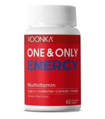 Voonka - Voonka One Only Multivitamin 62 Tablet