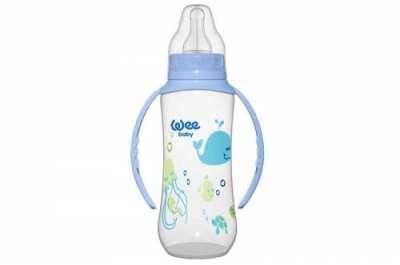 Wee - Wee Baby Kulplu PP Biberon 270 ml