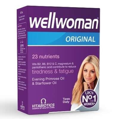 WellWoman - WellWoman Kadın 60 Kapsül
